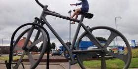 La bicicleta más grande del mundo
