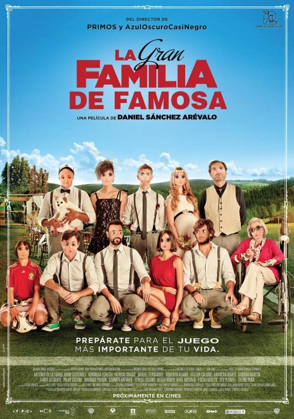 La Gran familia de Famosa