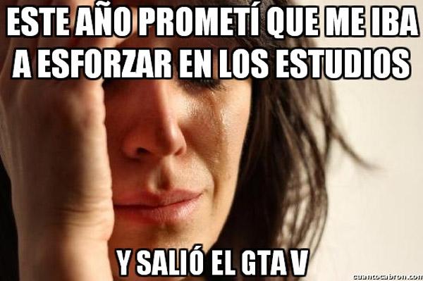 GTA 5 y los estudios