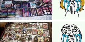 Maquillaje y Videojuegos