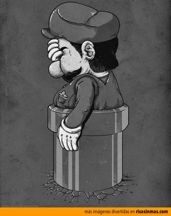 Debes hacer dieta Mario