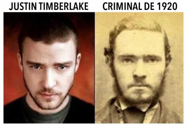 Parecidos razonables: Justin Timberlake