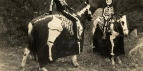 Paseo a caballo el viernes 13