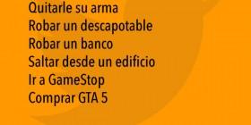 Mis planes para GTA 5