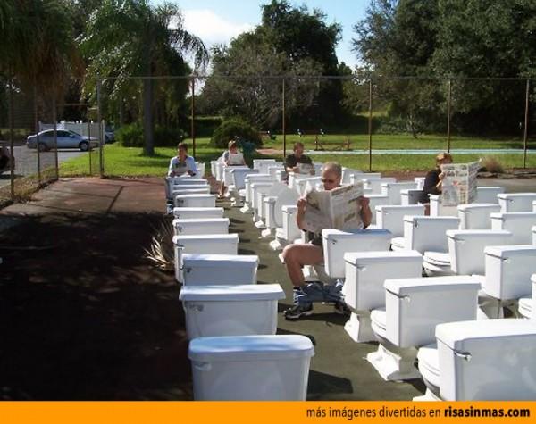 Probadores de WC