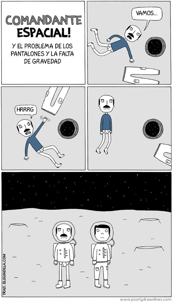 Problemas con la gravedad
