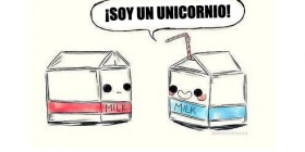 ¡Soy un unicornio!