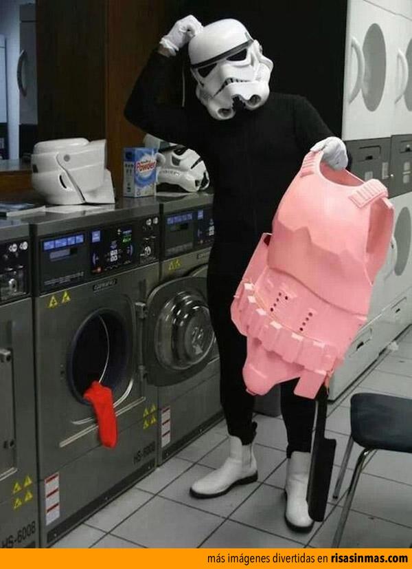 Stormtrooper en apuros