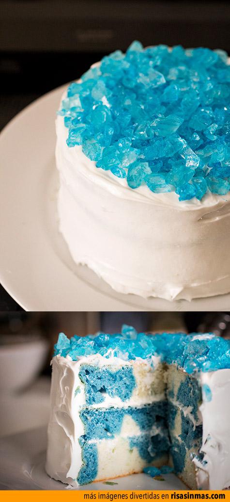 La tarta de Breaking Bad