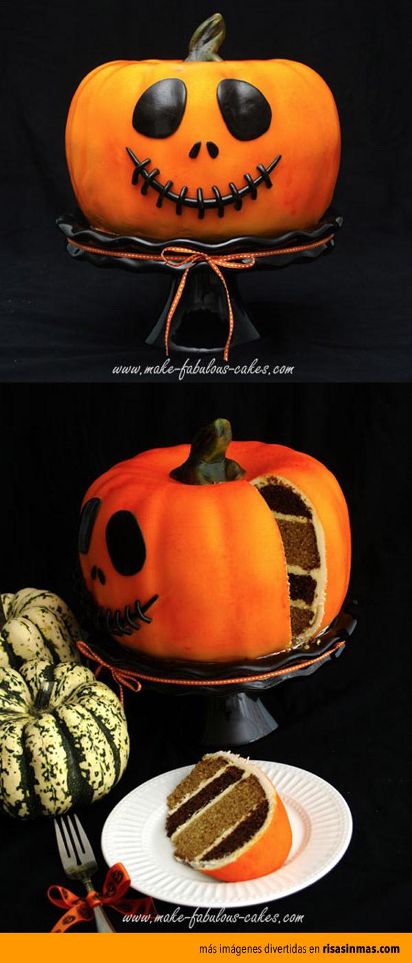 La tarta para Halloween más divertida