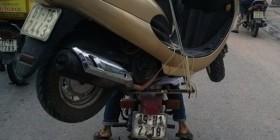 Transporte urgente de motos