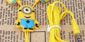 Auriculares Minions