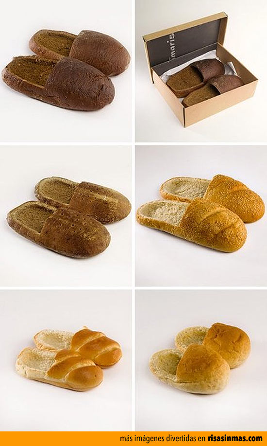 Colección otoño-invierno 2013 de pantuflas