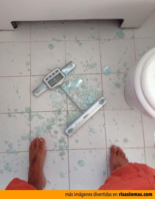 Creo que tengo que empezar la dieta