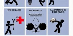 Disciplinas Olímpicas Madrid 2020