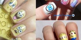 Diseños de uñas originales