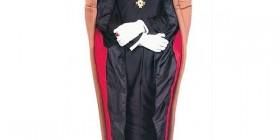 Disfraces de Halloween: Drácula en el ataúd