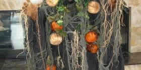 Disfraces de Halloween: El hombre calabaza