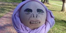 Disfraces de Halloween: Lord Voldemort