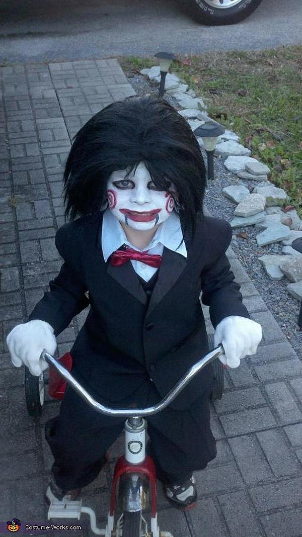 Disfraces de Halloween: Saw