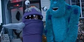 Disfraces de Sulley y Boo