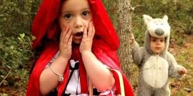 Disfraces de Caperucita roja y El lobo