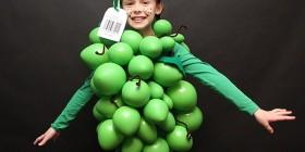 Disfraces originales: Racimo de uvas