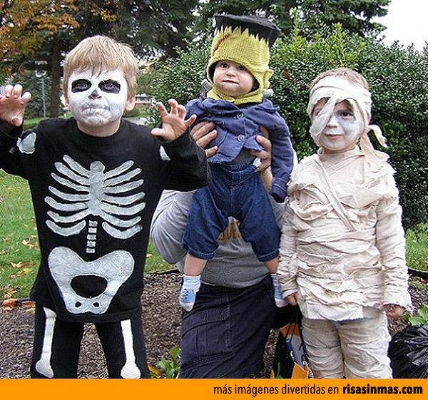 Disfraces para niños para Halloween