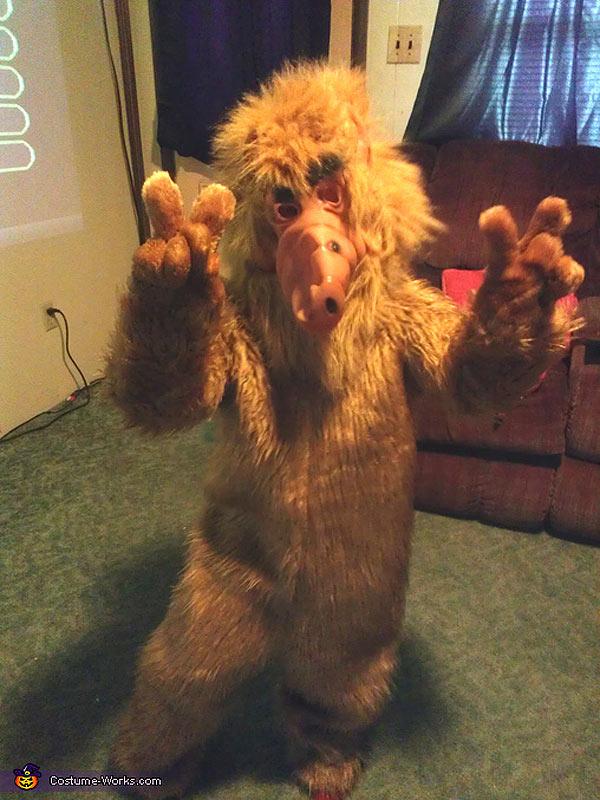 Disfraz de Alf