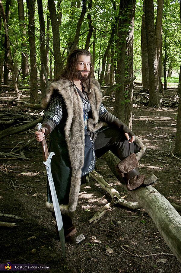 Disfraz de Thorin Escudo de Roble