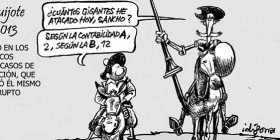Don Quijote en 2013