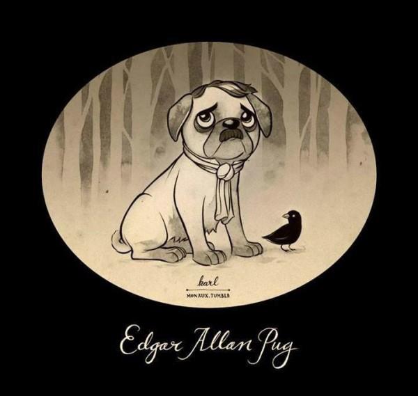 Edgar Allan Pug