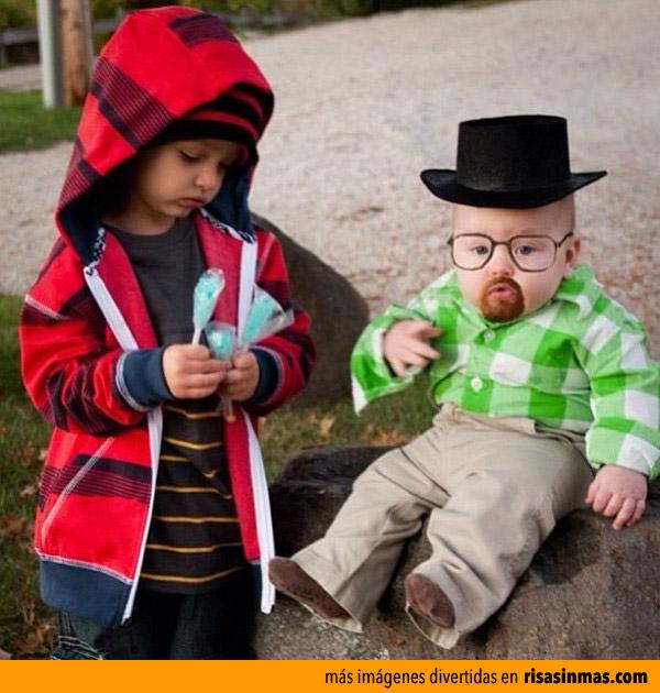 El mejor disfraz de Breaking Bad
