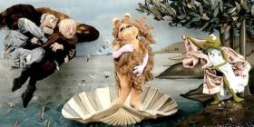 El nacimiento de Venus según los muppets