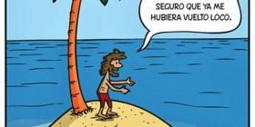 El naufrago