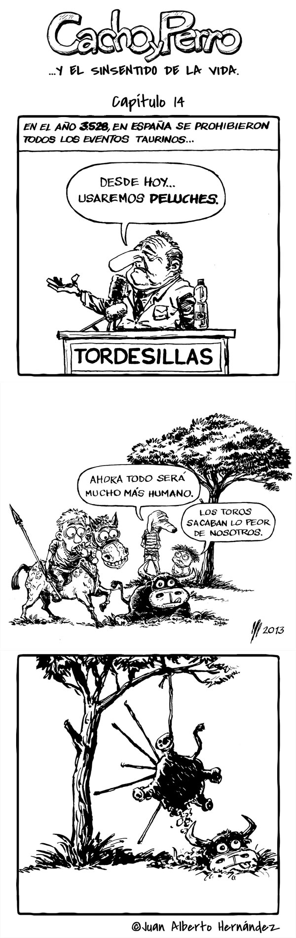 El Toro de Tordesillas año 3528