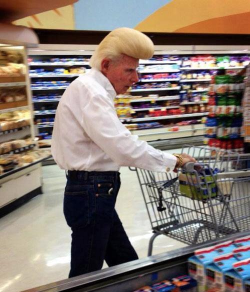 En un supermercado cualquiera de Estados Unidos