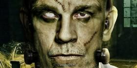 Famosos convertidos en Frankenstein