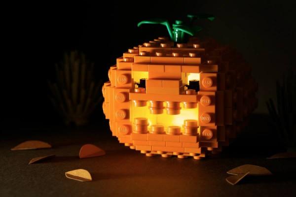 Feliz Halloween con LEGO