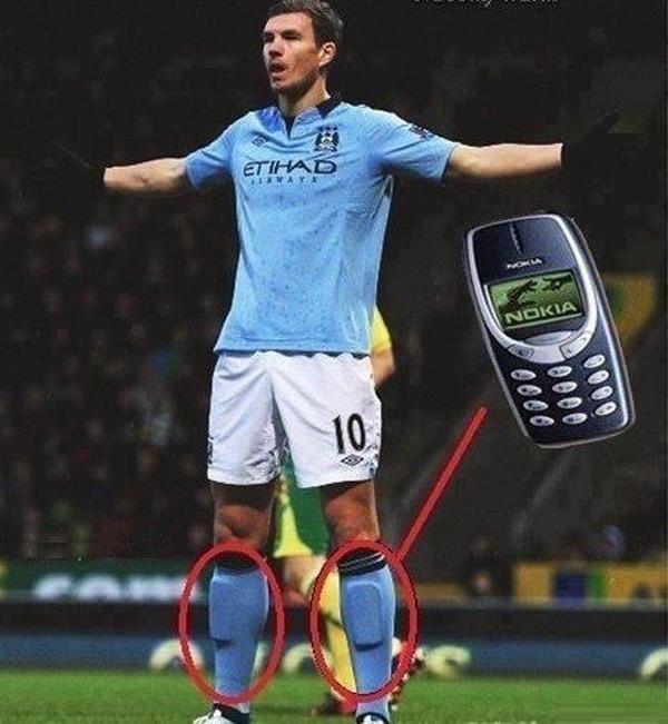 Futbolistas indestructibles
