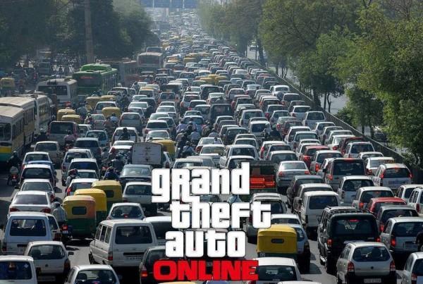 GTA online, siguen los problemas