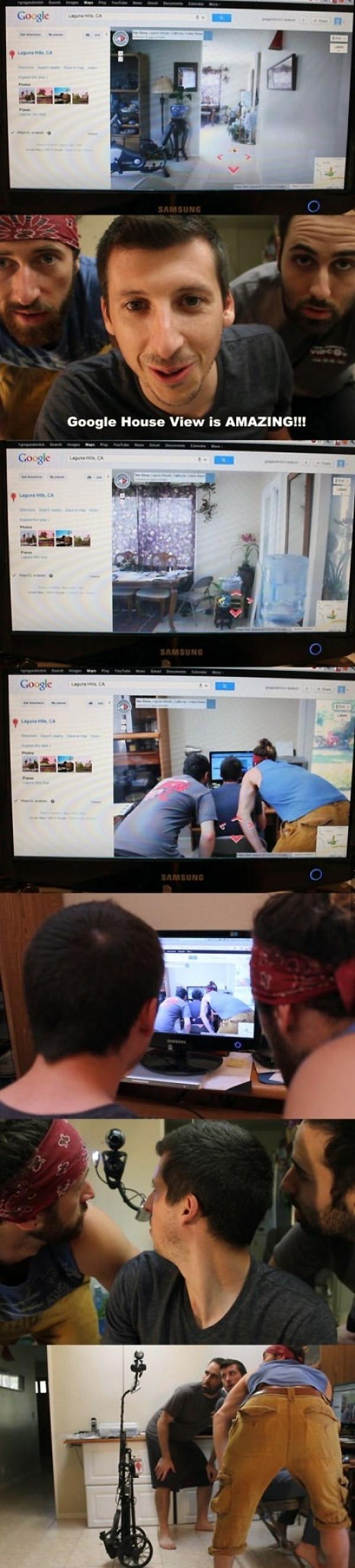 Llega Google House View