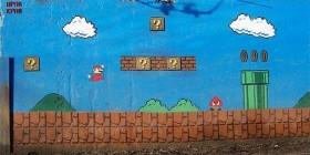 Graffiti de Mario Bros