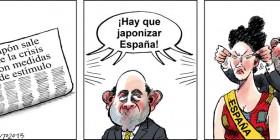 ¡Hay que japonizar España!