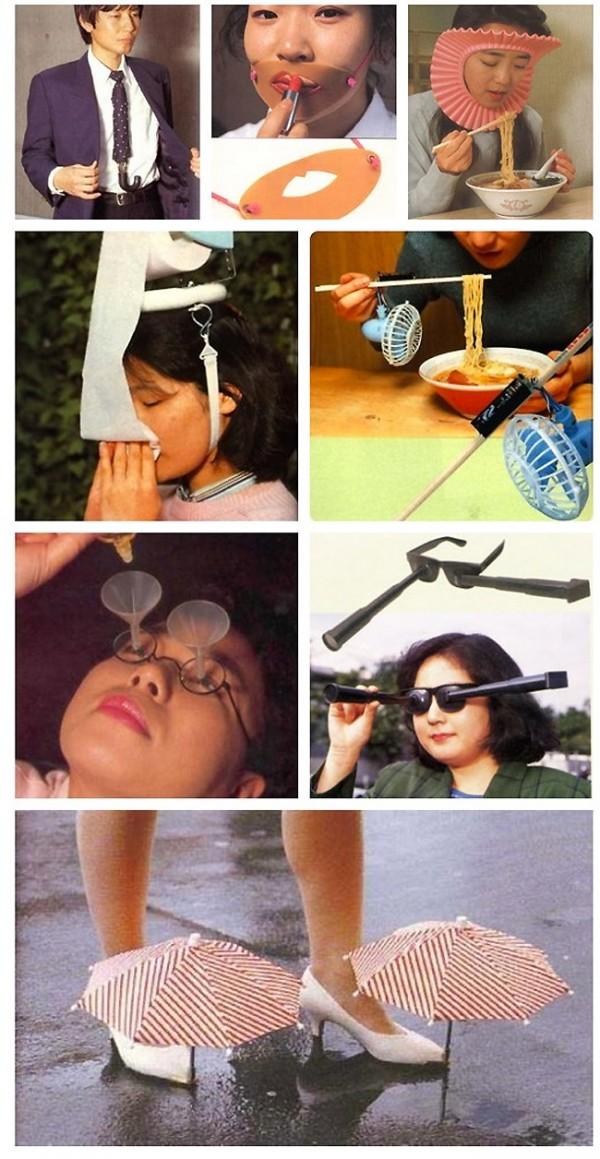 Inventos absurdos de los japoneses
