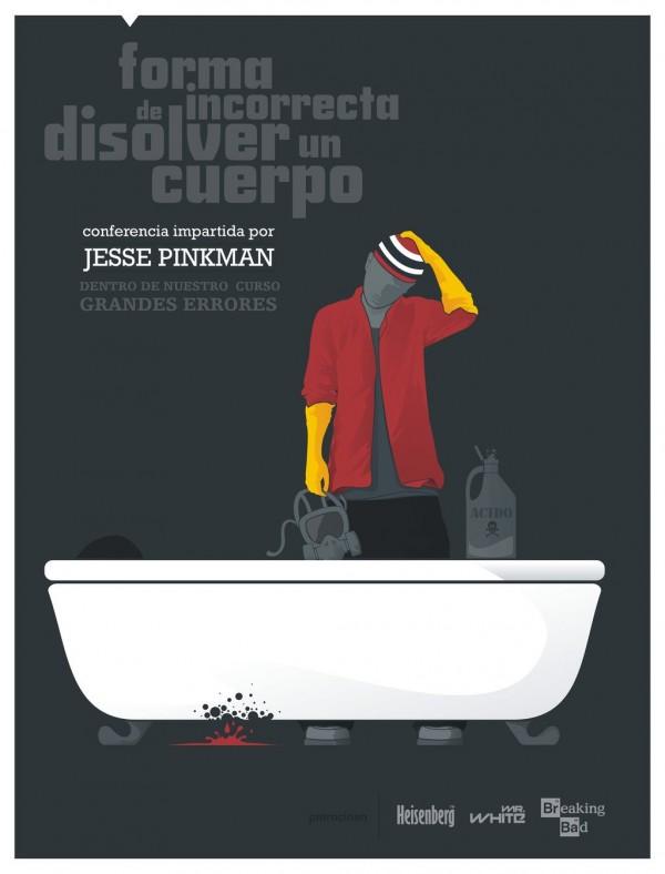 Jesse Pinkman: curso de grandes errores