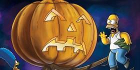 La calabaza gigante de Halloween