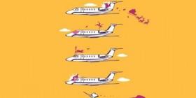 La causa de los accidentes aéreos