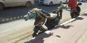 La moto más fea del mundo