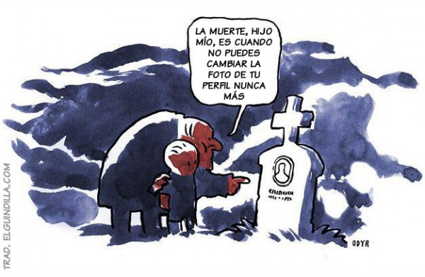 La muerte 2.0